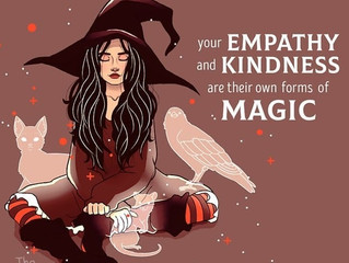 The magic of empathy and kindness