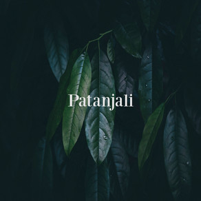 The Guiding Hand of Patanjali -