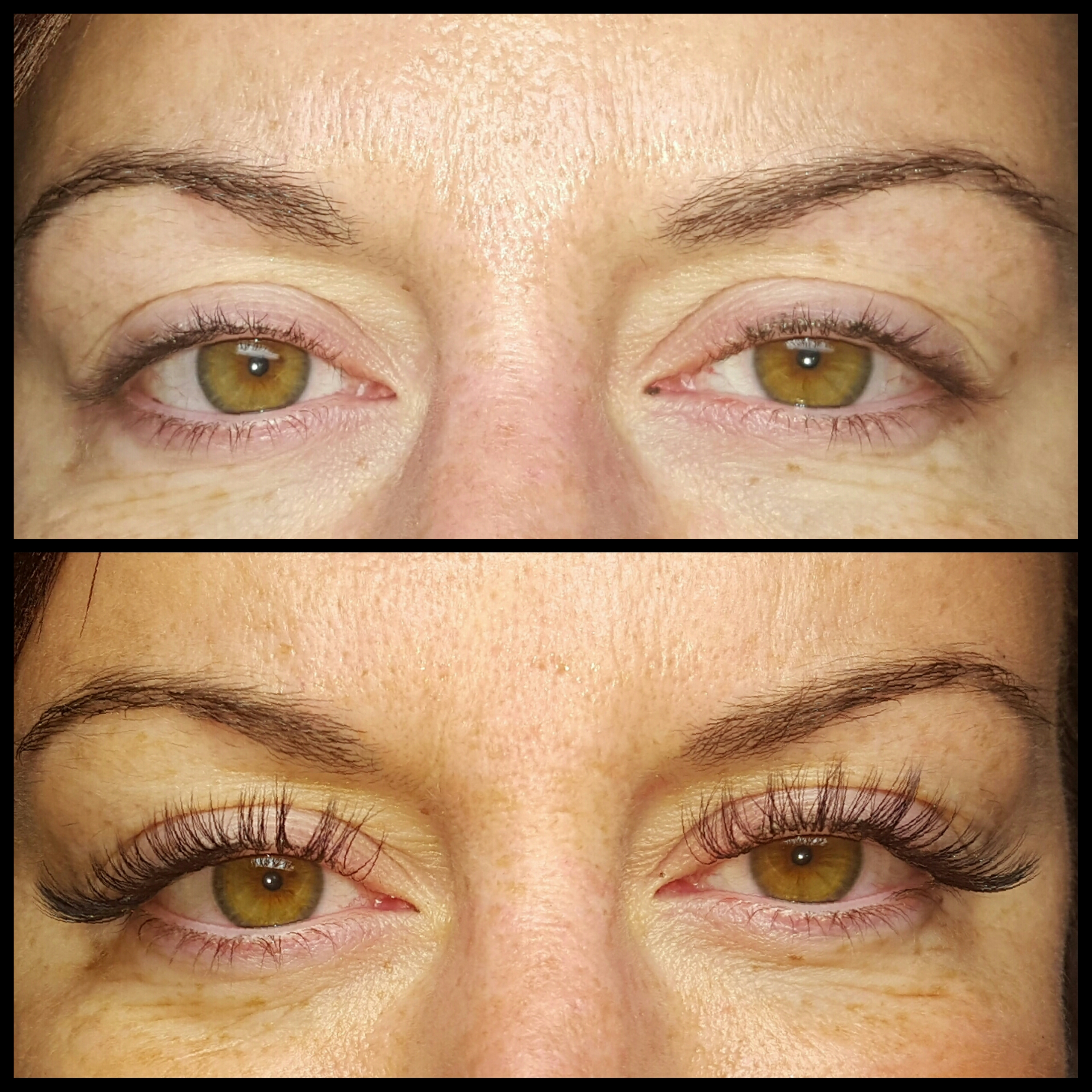 Lash - Before & After