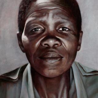 Bongiswa at the Shebeen