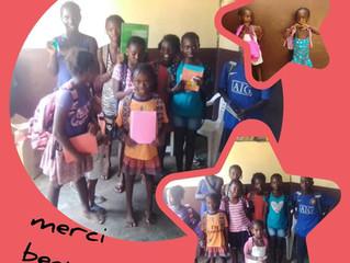 Solidarité avec les enfants du Sénégal