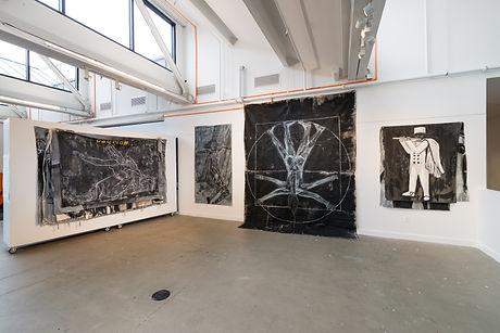 Troy Mathews Thesis Show Pacific Northwest College of Art PNCA Portland, Oregon