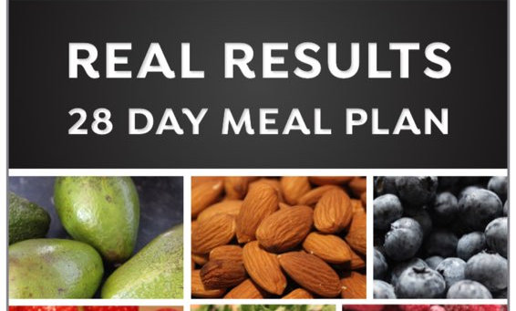 28Day Real Results weight loss plan