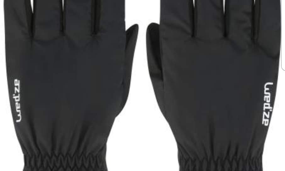Thick warm waterproof glove
