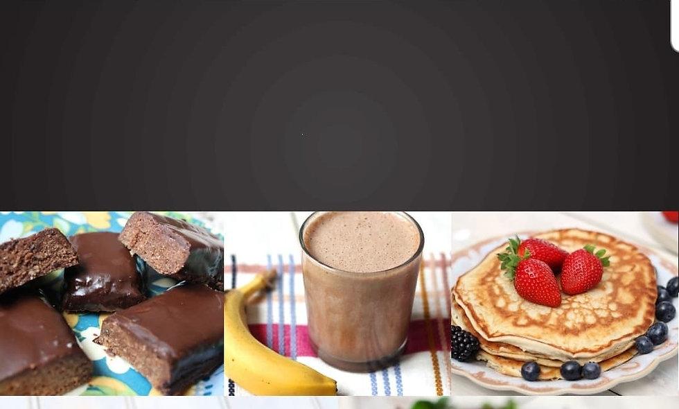 21 Healthy Recipes