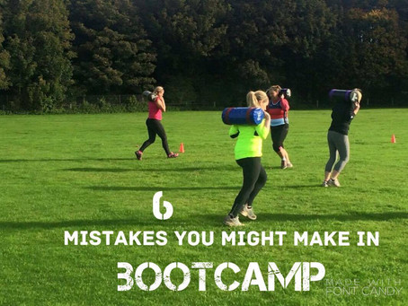 Common Bootcamp mistakes