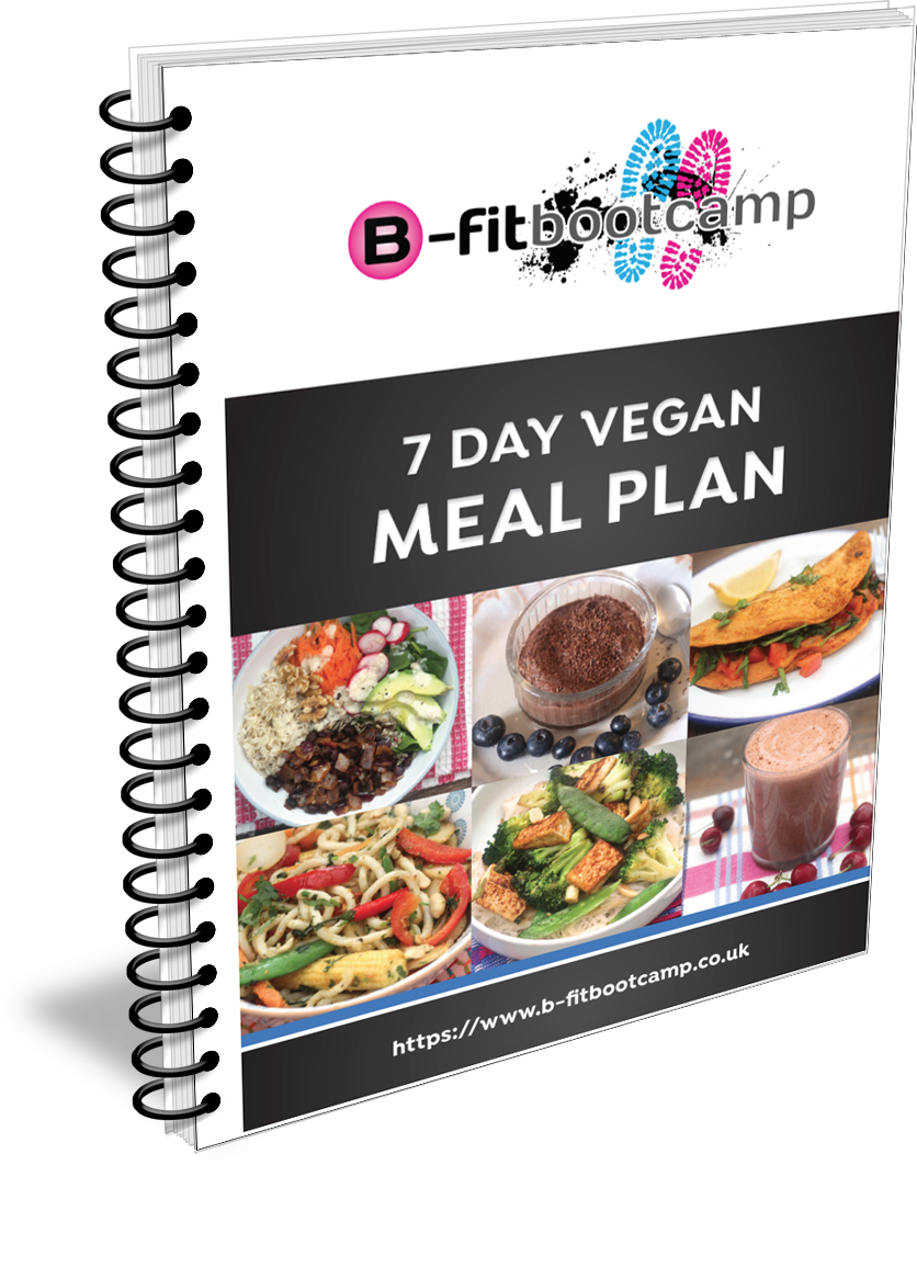7 day VEGAN  Weight Loss Plan