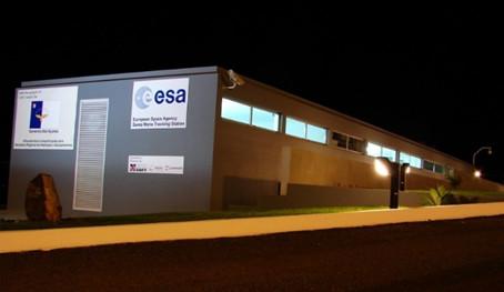 Estação ESA e Estação GALILEU - Santa Maria