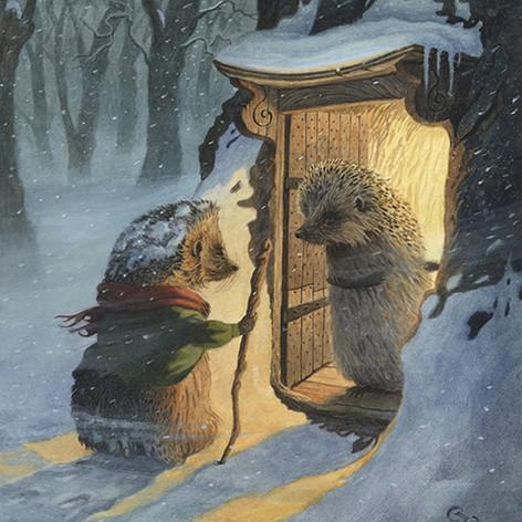 A Winter Guest