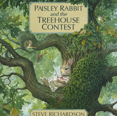 Paisley Rabbit Book Cover