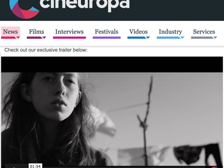 """Trailer exclusive by Cineuropa for """"Bebia, à mon seul désir""""!"""