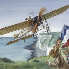 Channel Flight