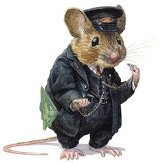 Station Mouse