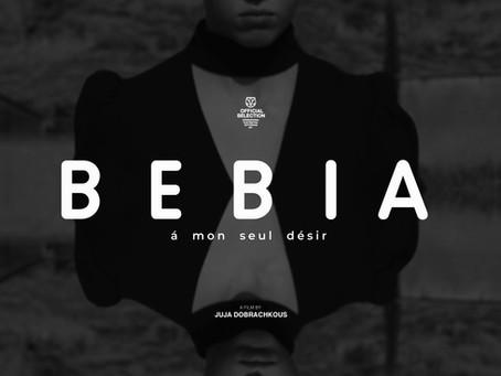 """Rotterdam Tiger Competition premiere for """"Bebia, à mon seul désir"""""""