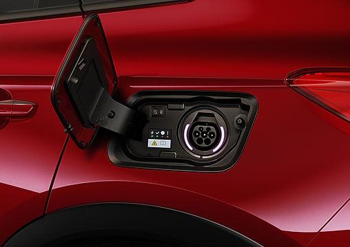 Opel-Grandland-X-Hybrid4-Charging-Socket