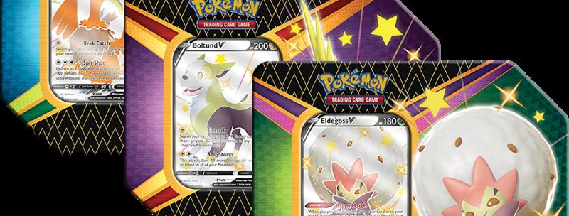 Pokemon - Shining Fates Tins - Set of Three