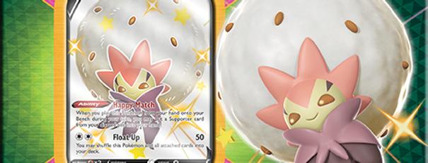 Pokemon Shining Fates Tin - Eldegoss V