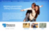 Phoenix Advisors website created by Random Thought Studio