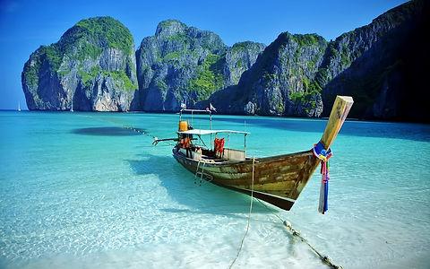 Boat Tour in Phuket