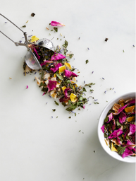 Rose, Mint and Lemon Tea Blend