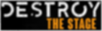 Destroy The Stage Logo Final Version.png
