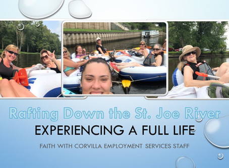 Experiencing A Full Life