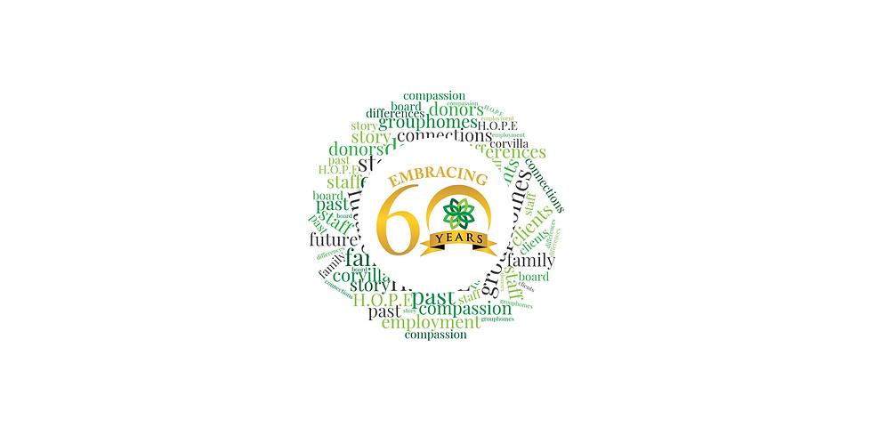Embracing 60 Years