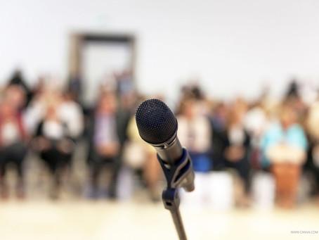 Die Gemeinde-/Generalversammlung - Nutzen Sie Ihre Bühne!
