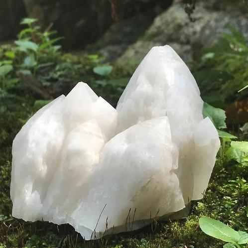 大分県産水晶