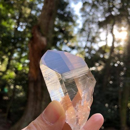 カブラル鉱山のレムリアン水晶