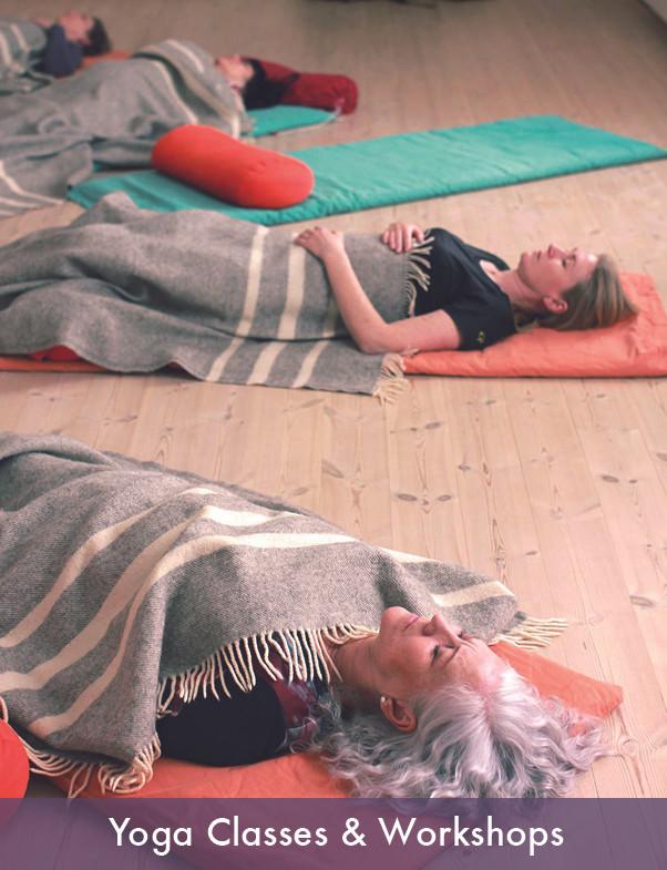 Yoga classes Stavanger
