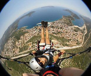 kaş nautilus paragliding scuba diving tauchen paraşüt kaş yamaç paraşütü kaş