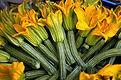 熊谷市で南イタリア料理ならカンナバーロ|花ズッキーニ画像