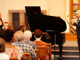 Performance with Molly Orlando; Rodef Shalom