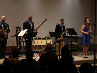 Performance at Smithsonian Museum of Art