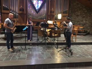 ARC recording session