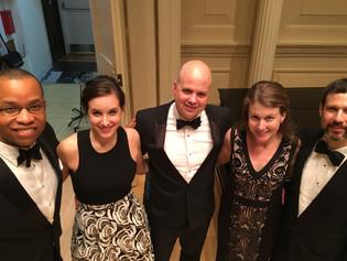 Atlantic Reed Consort: Carnegie Hall