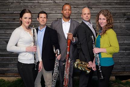 Atlantic Reed Consort, Jeremy Koch saxophone
