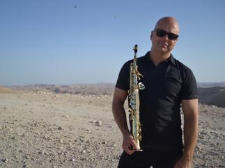 Palestinian desert performance with Al Kamandjati