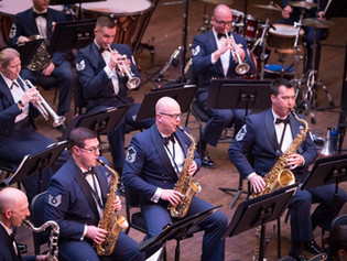 USAF Band Tour concert