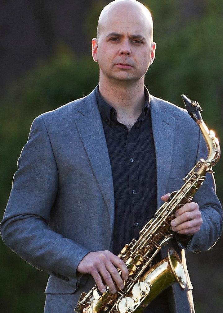 Jeremy Koch saxophone