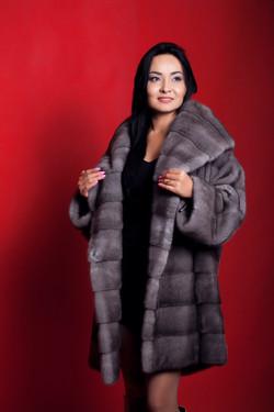Женская шуба, Астана