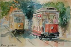 Sintra's trams 2
