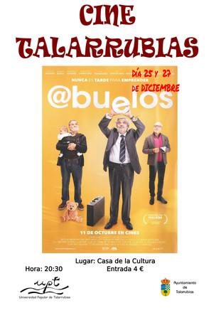 Cine: 'Abuelos'.