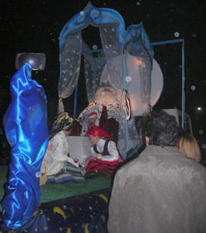 Cabalgata de los Reyes Magos 2008.