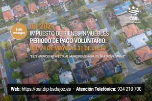 IMPUESTO DE BIENES INMUEBLES HASTA EL 31 DE JULIO PARA HACER EL PAGO VOLUNTARIO.