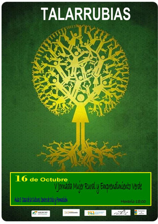 V Jornada Mujer Rural y Emprendimiento Verde.