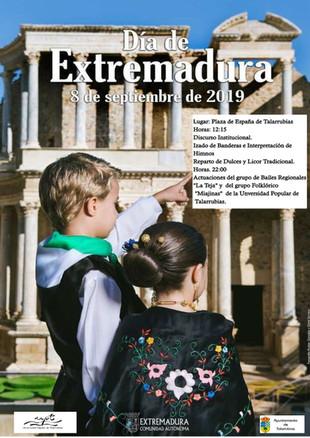 Día de Extremadura 2019.