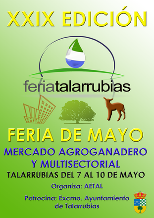 XXIX Edición de la Feria de Mayo.