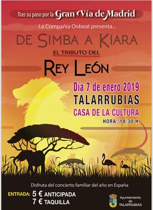 Musical 'El Rey Leon'.